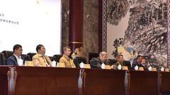 千年银杏纹枰对弈 第2届中国-东盟围棋赛妥乐开幕