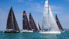 第12届中国杯帆船赛场地赛