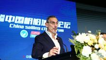 威廉:培养中国帆船未来之星