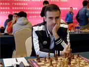国象联赛第22轮对阵:广东战浙江 杭汽轮对重庆