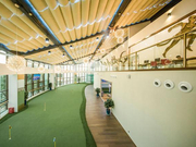 4000平方米的小黑高尔夫球馆 就在上海浦东新区!