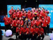 2018巡回赛战绩:国乒豪取34冠 日本队手握13冠