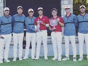 中国实力新星金诚宣布转职业 已获得亚巡赛参赛卡