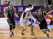 江苏女篮新外援抵达 为球队季后赛之旅