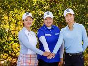 别克高尔夫签约刘钰 成为三名中国女子高手赞助商
