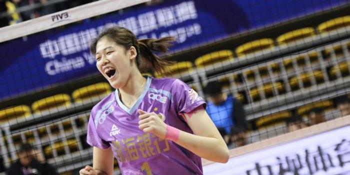 李盈莹:半决赛要展最佳状态 今年场上多了份霸气