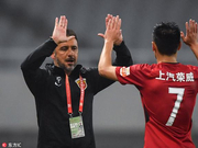 佩雷拉:武磊配得上去西甲踢球 把上港缔造成强队