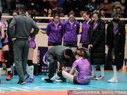 天津队赛前训练未进行分组对抗 李盈莹没有亮相