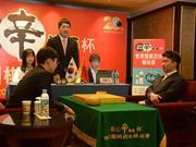 胡耀宇:农心杯11局 朴廷桓做错了两道选择题