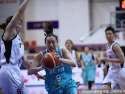 WCBA半决赛-广东力克北京总分1-0 八一胜江苏