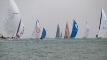 海帆赛全环离岸赛拉开序幕
