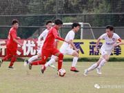 青超U19-佳兆业7比0胜梅州客家 球队配合渐入佳境