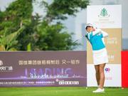 热努卡领跑女子中巡首站次轮 25名中国球手晋级