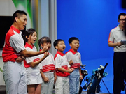 广州深圳这两支球队打了一场难忘的PGA青少年联赛