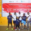 烏干達殘疾人羽毛球蓬勃發展 幫助享受快樂生活