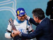 马萨转战FE首次登上领奖台:我的激动难以言表