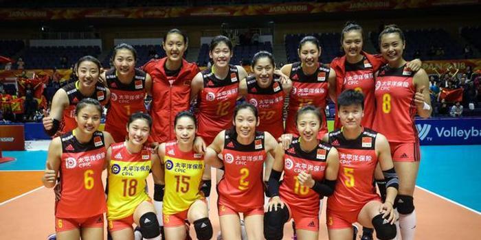 2019中国女排赛程日历:8月奥运资格赛 9月世界杯