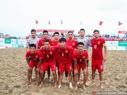 沙滩足球国家希望队落户五华 盼为沙足培养后备人才