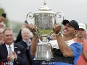 科普卡夺冠没人看 PGA锦标赛收视率25年来第三低