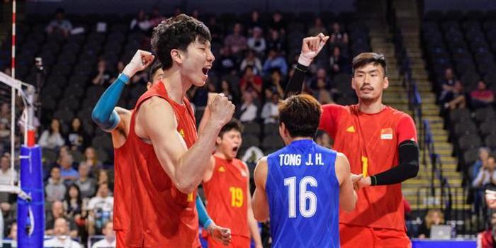 男排奧運資格賽四隊伍名單 上海前外援孔蒂在列