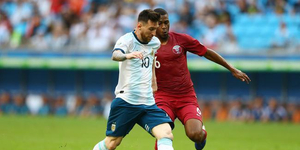 别指望梅西一己之力了!他和阿根廷都做不到