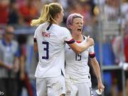 女足世界杯-老将点球双响 美国2-1胜西班牙进八强