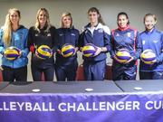 2019女排挑战者杯秘鲁开战 冠军将战2020世联赛