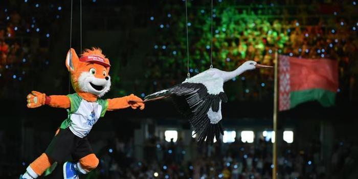 第二届欧洲运动会闭幕 俄白乌三国居奖牌榜前三