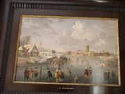高尔夫收藏与历史专栏之26 高尔夫起源于荷兰?