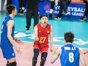 世界男排联赛排名:俄美波列三甲 中国男排垫底