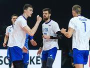 世联俄罗斯3-1美国卫冕冠军宝座 安德森荣膺MVP