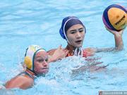 中国女子水球首败:在防守上有些松懈 接着拼!
