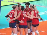 美国女排备战奥运资格赛18人集训名单:众将回归