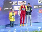 孙杨800米晋级霍顿却惨遭淘汰:这不是我的主项
