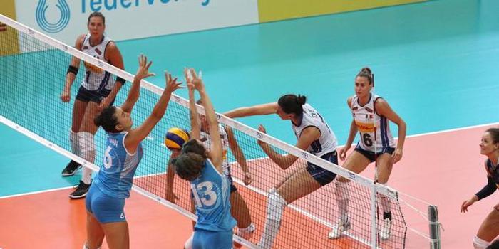 奧運資格賽熱身意大利3-2土耳其 重炮埃格努休戰
