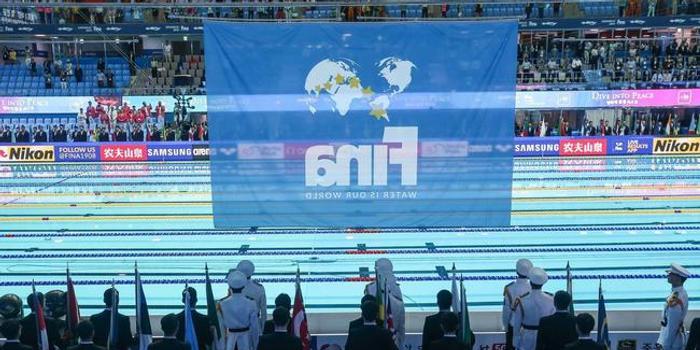 2019光州游泳世锦赛闭幕 下一届将在日本福冈举行