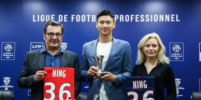 雷恩球員體驗東方之韻 寧澤濤邀球迷看法國超級杯