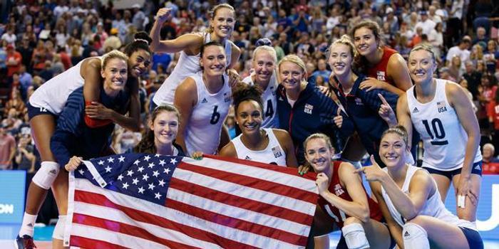 拉尔森23分美国3-2保加利亚 取奥运资格赛两连胜