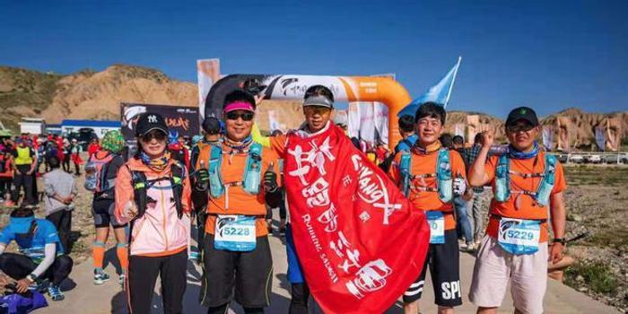 龍羊峽越野挑戰賽收官 梁晶破紀錄奪百公里冠軍