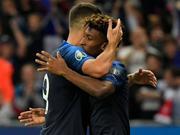 欧预赛-格子失点 吉鲁破门拜仁飞翼2球 法国4-1