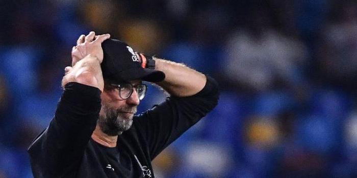 克洛普:點球改變了利物浦比賽 問題不出在體能上