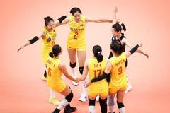 世界杯中国女排3-0横扫日本 5连胜未丢一局居榜首