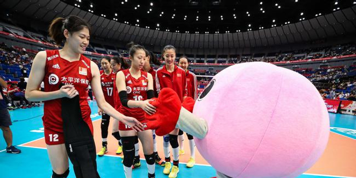 中國女排衛冕世界杯大勢所趨 最快今天確定奪冠