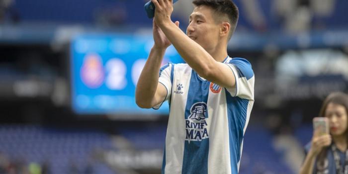 武磊:我是5大聯賽唯一中國球員 用表現回報球迷
