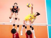 """女排打服日本不只因身高 """"该摔摔""""才能让她脱帽"""