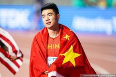 世锦赛谢文骏创仅次刘翔战绩 中国投掷三将进决赛
