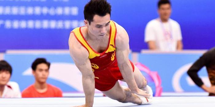 鄧書弟領銜4名奧運獎牌選手將角逐軍運會體操項目