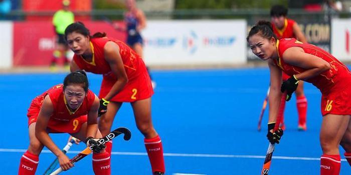 中国女曲25日起与比利时两连战 胜者获奥运入场券