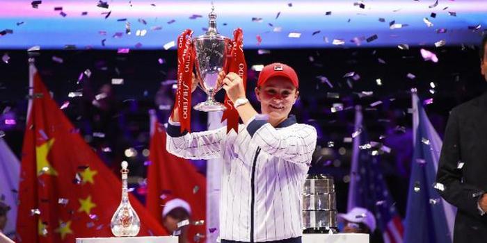 WTA年终总决赛落幕 佳兆业助力深圳打造网球之城