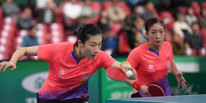 世界杯女团抽签:国乒美国争四强 日本对罗马尼亚